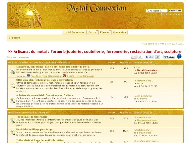 Forum Metal Connexion - Digne les Bains
