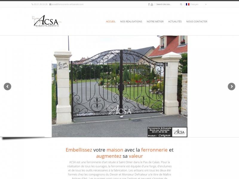 ACSA - Calais