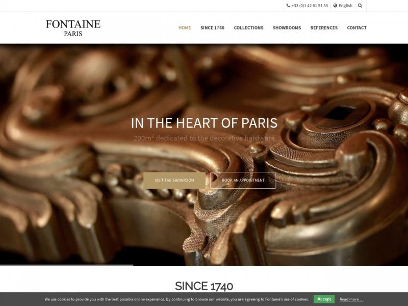 Serrurerie d'Art Fontaine - Paris 1er