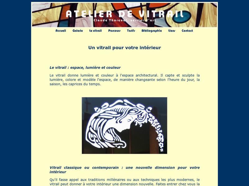 Claude Thoraval - Les Ponts de Cé
