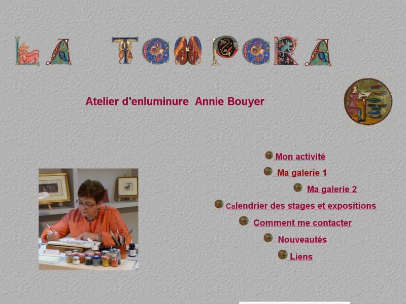 Annie Bouyer - Voeuil et Giget