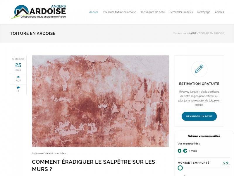 Ardoisières d'Angers - Trélazé
