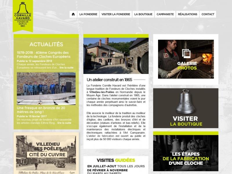 Cornille Havard - Villedieu les Poêles