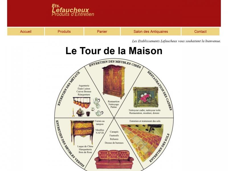Ets Lefaucheux - Saint Denis le Ferment