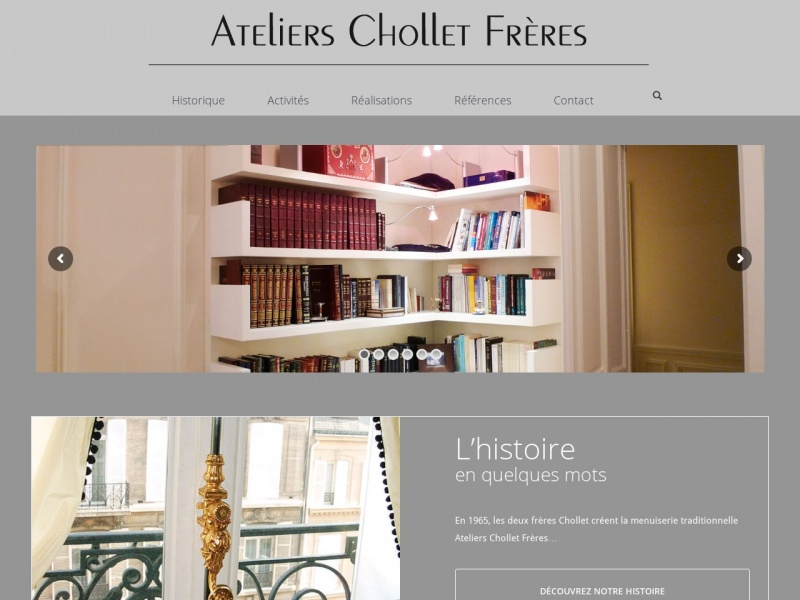 Ateliers Chollet Frères - Thiais