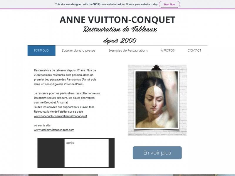 Anne Vuitton-Conquet - Dieppe