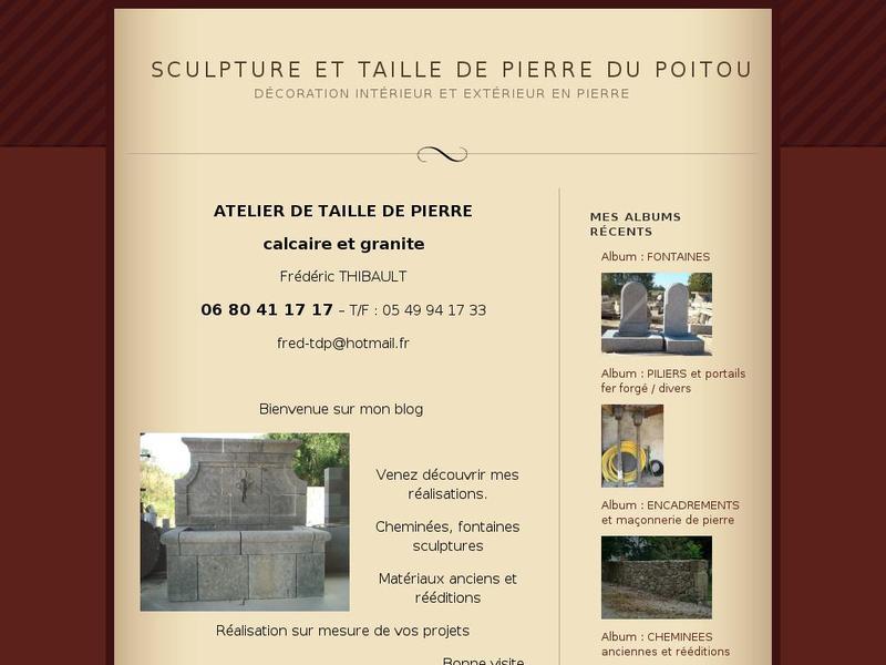 Sculpture du Poitou - Parthenay