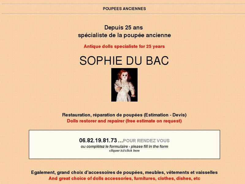 Sophie du Bac - Paris