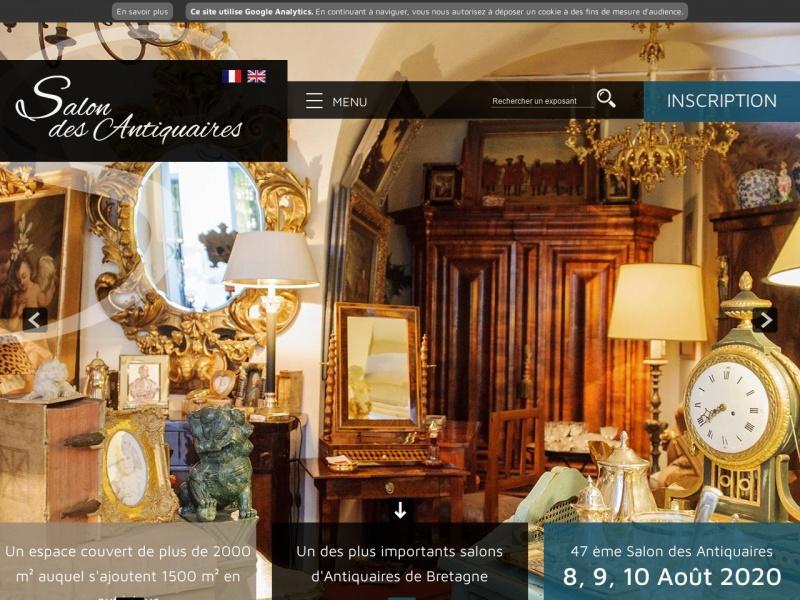 Salon des Antiquaires de Saint Méloir des Ondes - Saint Méloir des Ondes