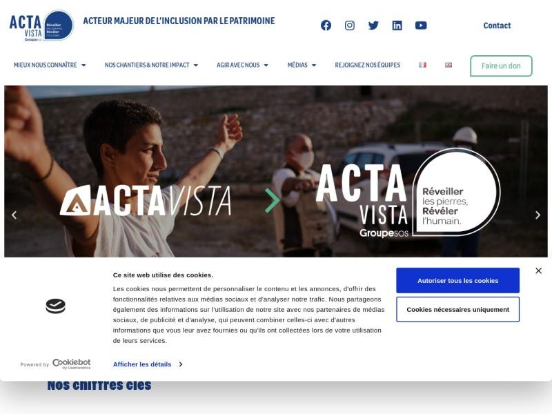 Acta Vista - Marseille 7e
