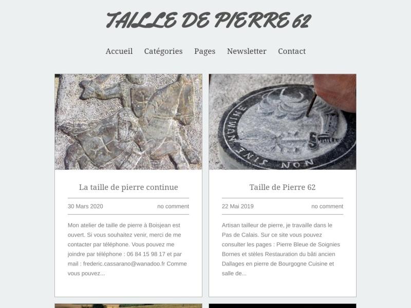 Taille de Pierre 62 - Renty