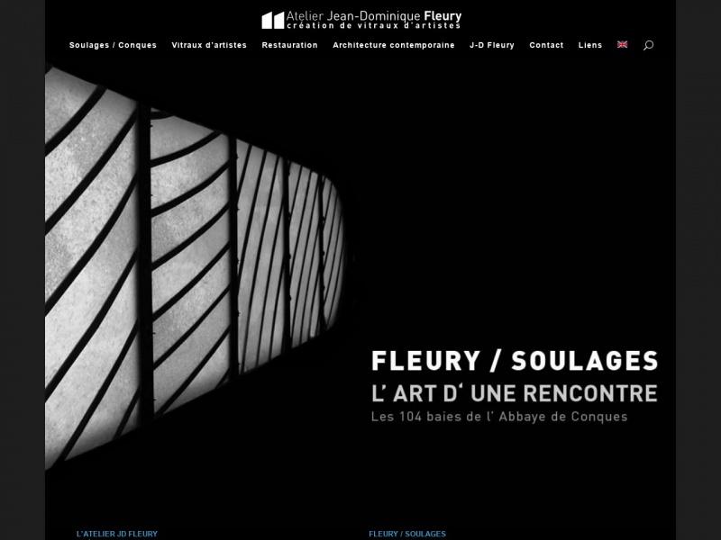 Atelier Jean-Dominique Fleury - Bruniquel