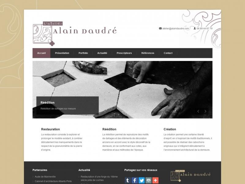 Atelier Alain Daudré - Paris 9e