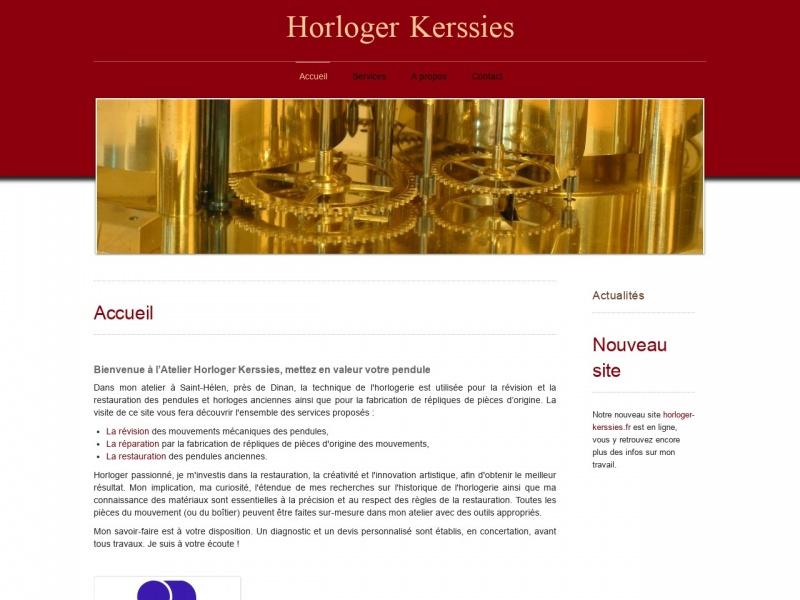 Jurro Kerssies - Saint Hélen