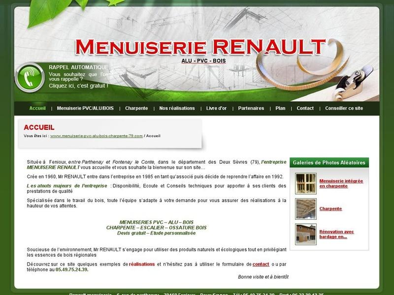 Gérard Renault - Fenioux