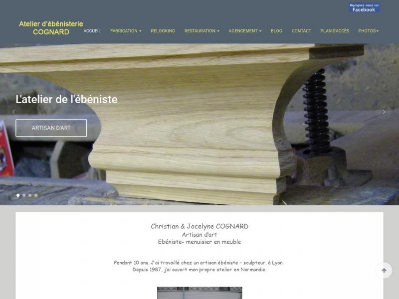 Christian et Jocelyne Cognard - Pont Audemer
