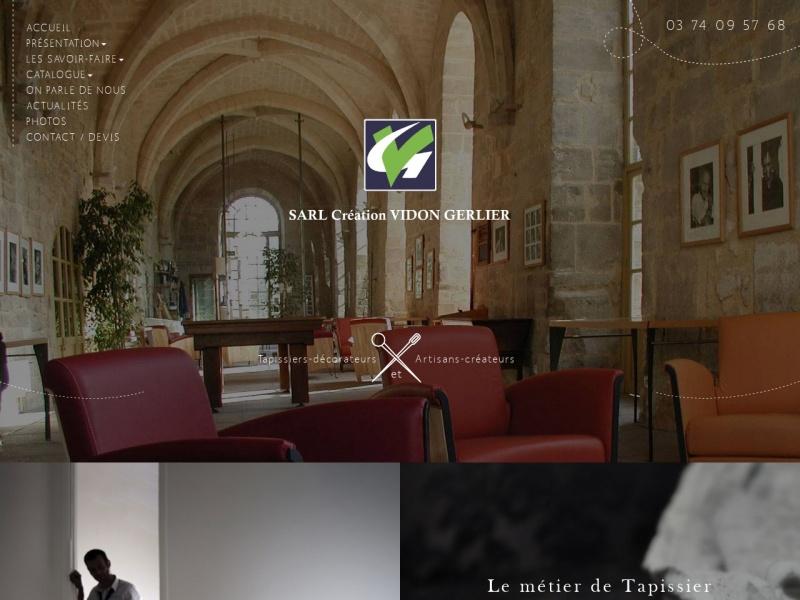 Création Vidon Gerlier - Houdelaincourt