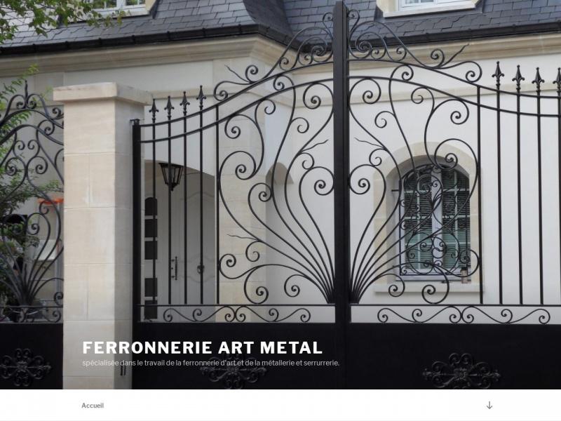 Ferronnerie Art Métal - Ozoir la Ferrière