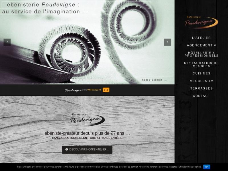 Ebénisterie Poudevigne - Le Buisson