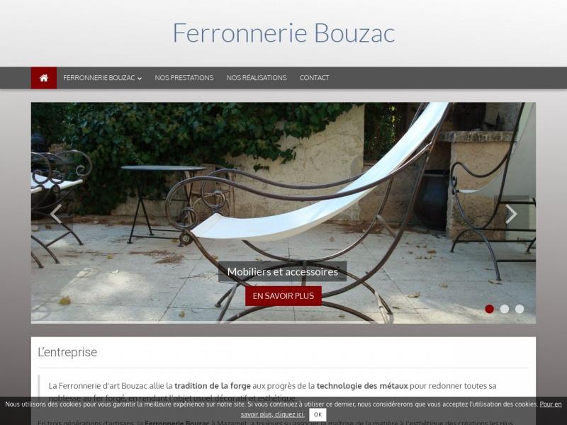 Ferronnerie Bouzac - Aussillon