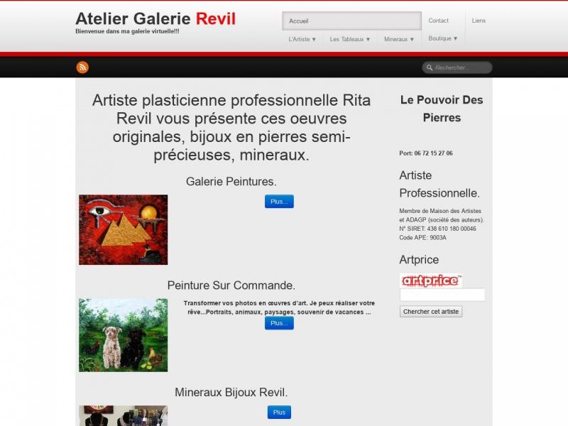 Rita Revil - Bourbonne les Bains