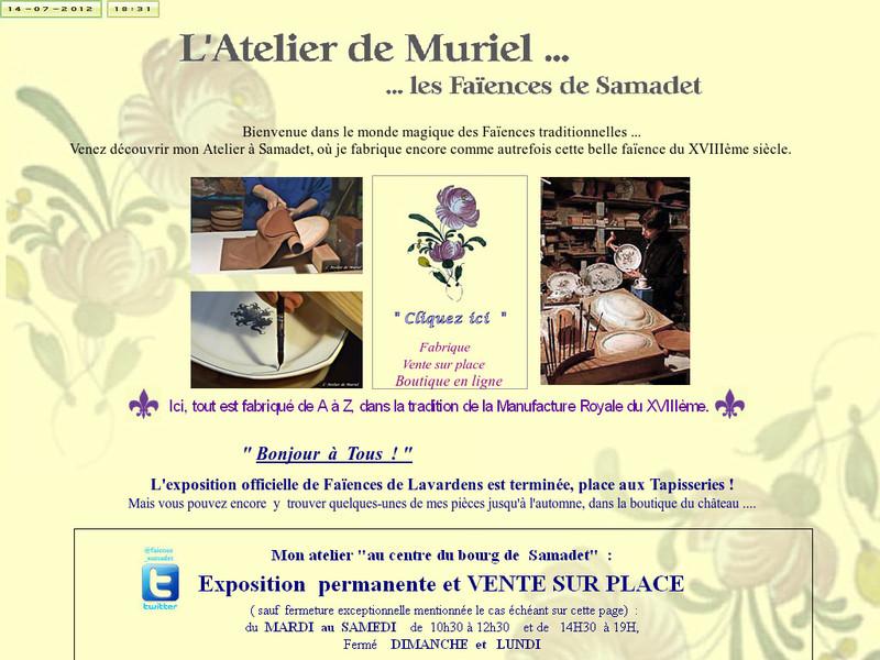 L'Atelier de Muriel - Samadet