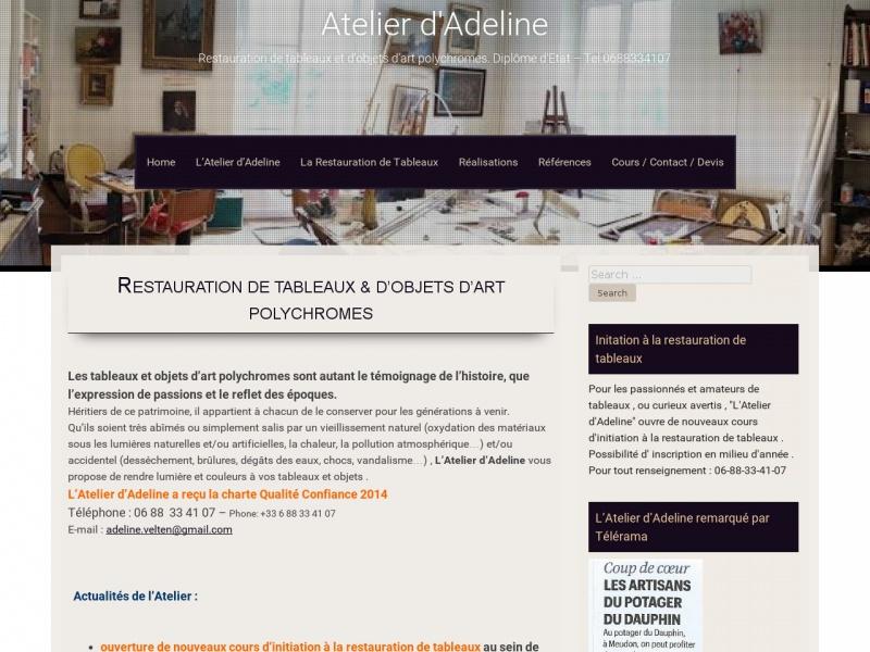 L'Atelier d'Adeline - Meudon