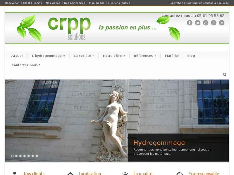 CRPP Solutions - Larroque