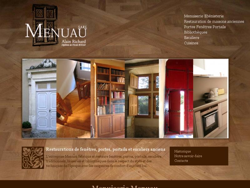 Menuau - Grézillé