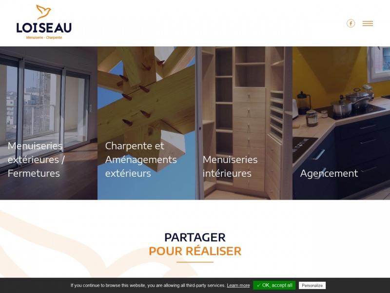 Loiseau Menuiserie - Chantonnay