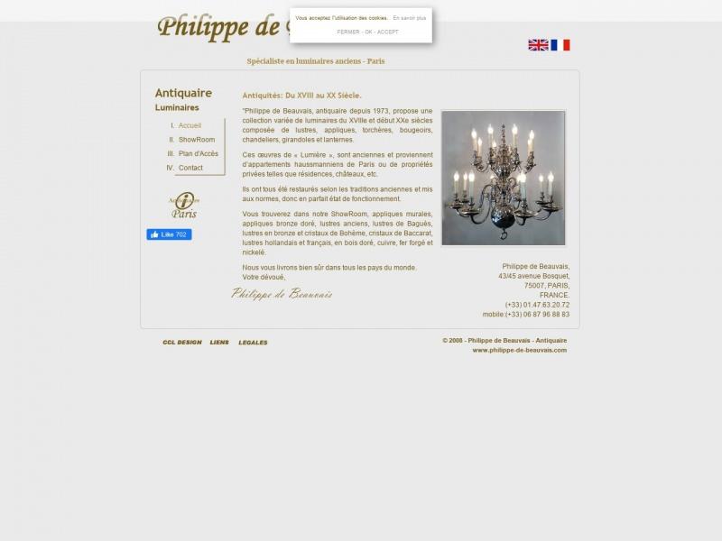 Philippe de Beauvais - Paris 7e