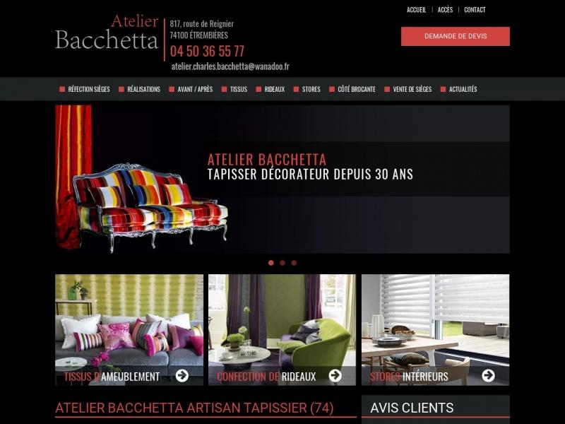 Atelier Charles Bacchetta - Etrembières
