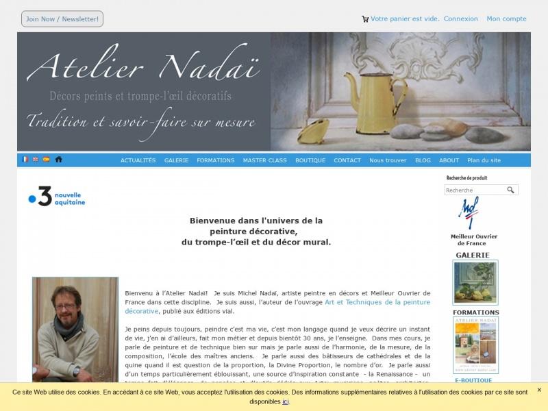 Atelier Nadaï - Agen
