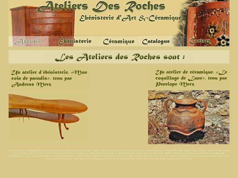 Ateliers des Roches - Andert et Condon