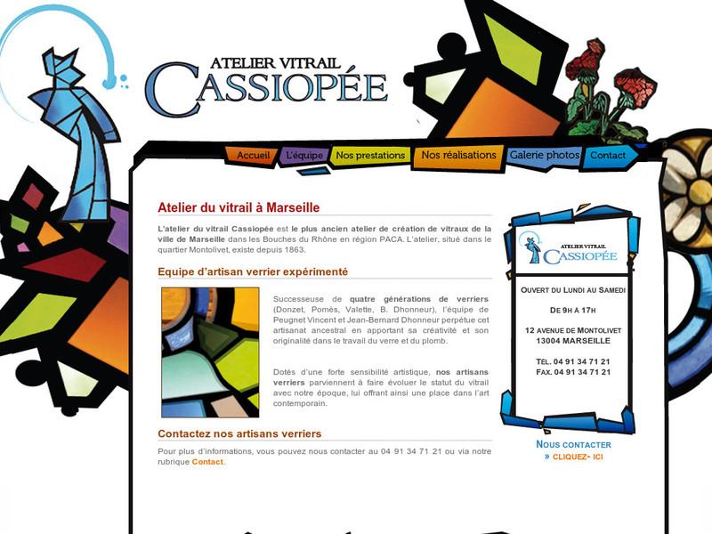 Atelier du Vitrail Cassiopée - Marseille 4e