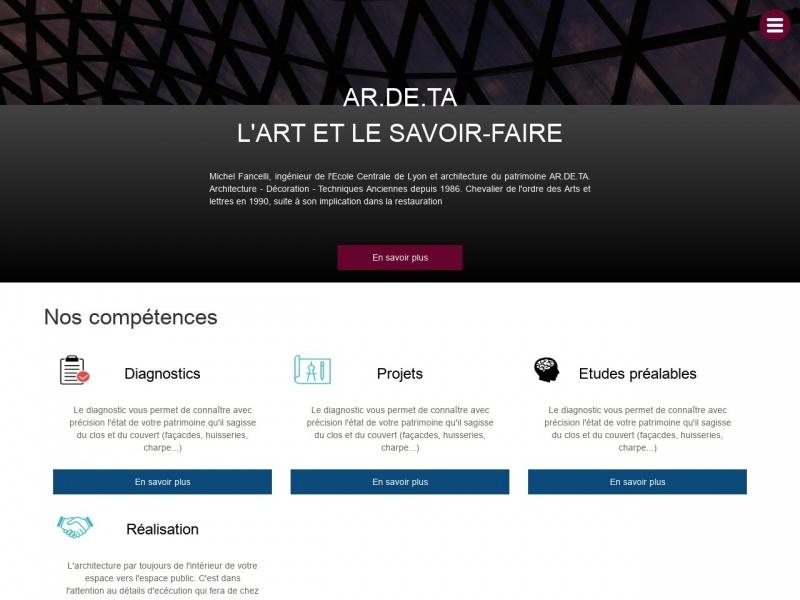 ARDETA - Paris 3e