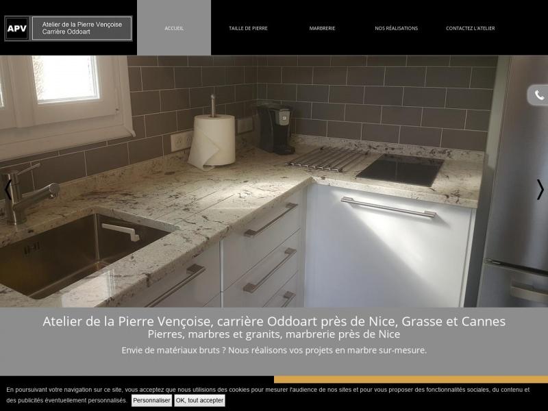 Atelier de la Pierre Vencoise - Vence