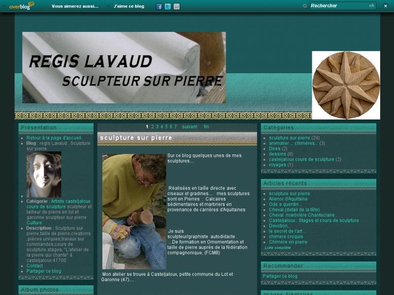 Régis Lavaud - Casteljaloux