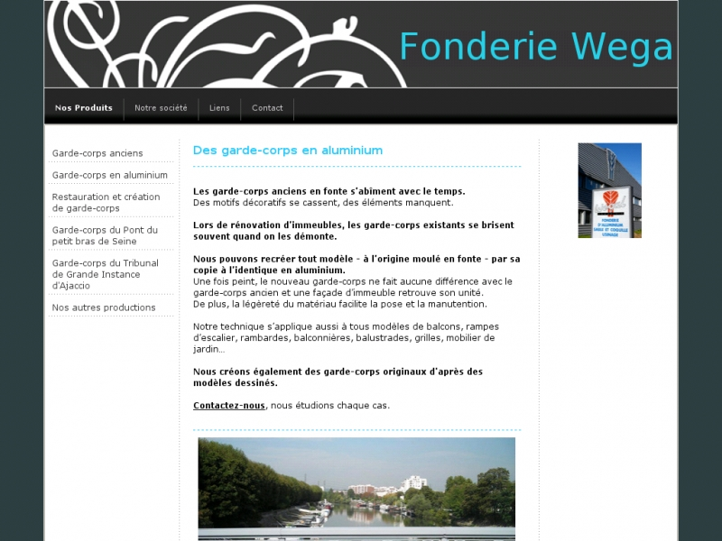 Fonderie Wegal Industrie - Crosne