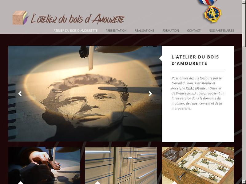 Atelier du Bois d'Amourette - Saint Laurent de la Plaine