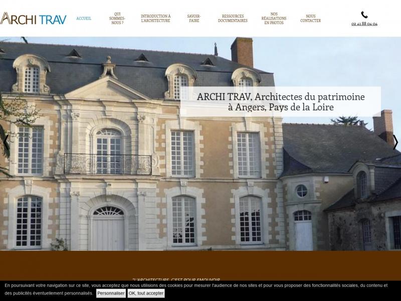 Archi Trav - Angers