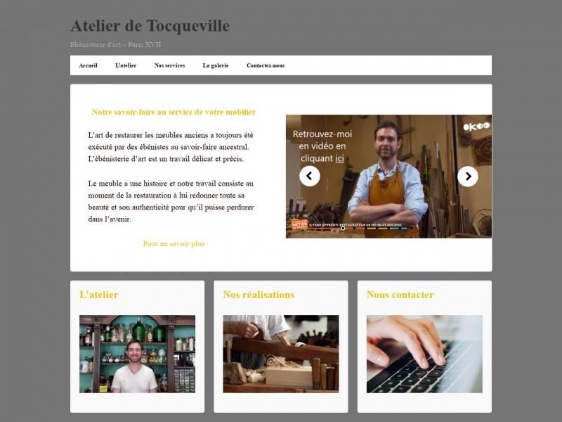 Atelier de Tocqueville - Paris 17e