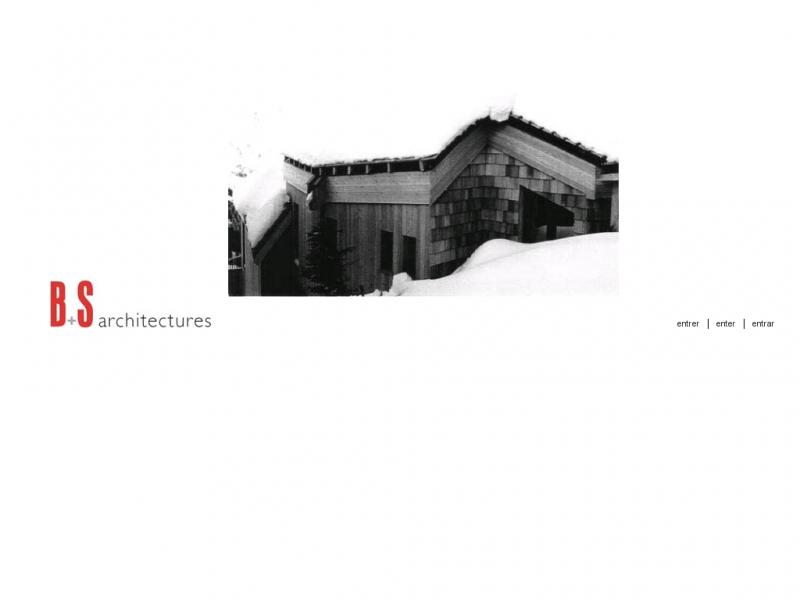 B+S Architecture - Paris 10e
