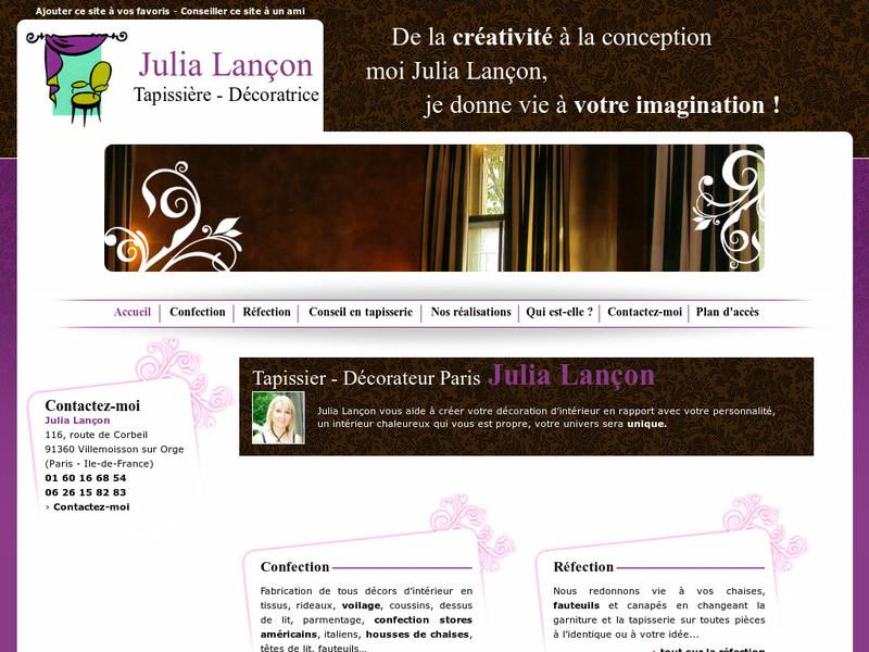 Julia Lançon - Villemoisson sur Orge