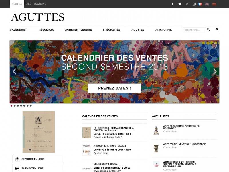 Claude Aguttes - Neuilly sur Seine