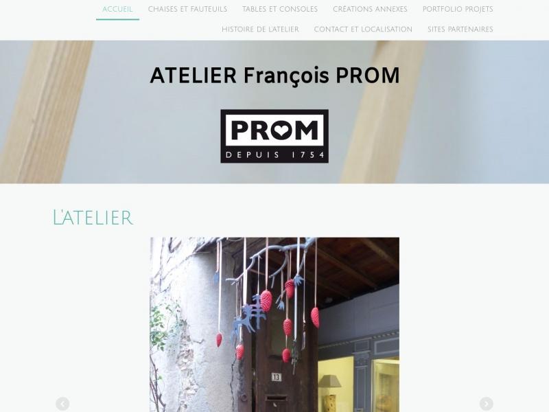 Atelier Sièges Prom - Sorèze