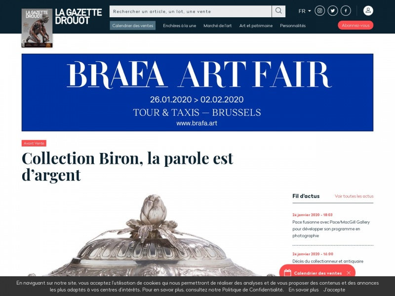 La Gazette Drouot - Paris 9e