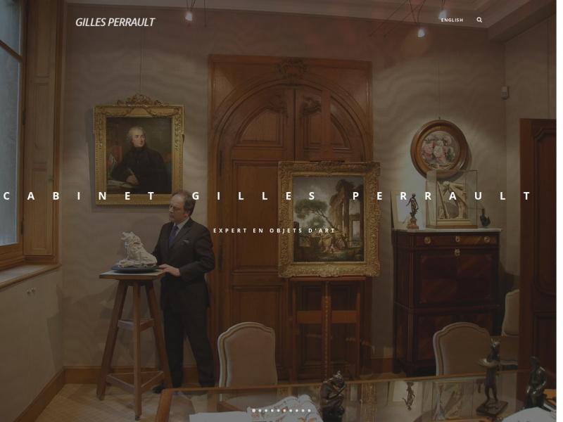 Gilles Perrault - Paris 2e