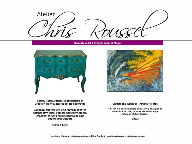 Atelier Chris Roussel - Cussey sur Lison
