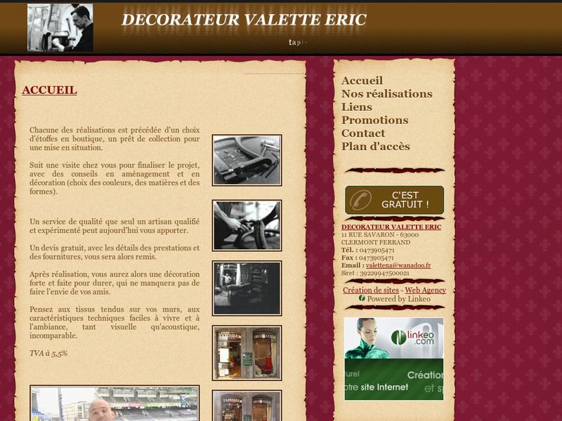 Eric Valette - Clermont Ferrand